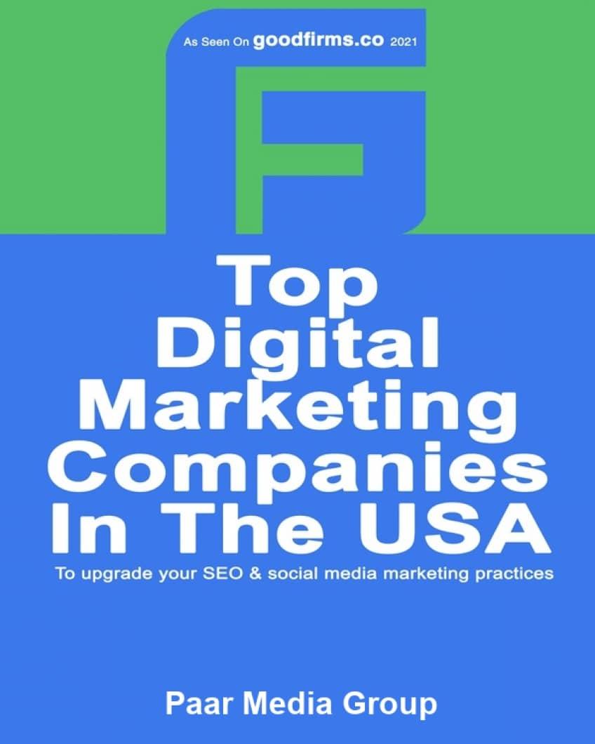 Top Digital Agency 2021